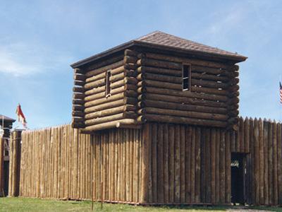 Fort Tejas